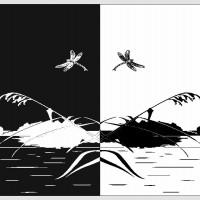 Пескоструйная обработка - Природа, пейзажи
