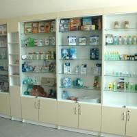 Мебель для аптек